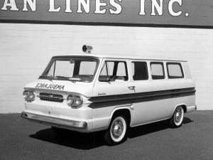 1961 Chevrolet Corvair Greenbrier Amblewagon