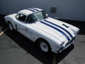 Chevrolet Corvette Fuel-Injected Vintage Racing Car 1961 года