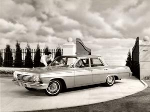 Chevrolet Bel Air 4-Door Sedan 1962 года