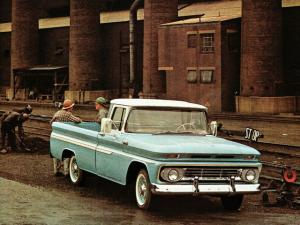 1962 Chevrolet C10 Fleetside Pickup