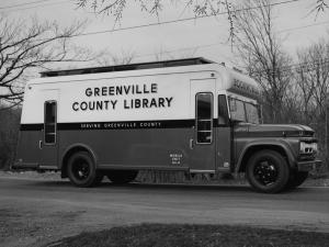 Chevrolet C60 Bookmobile 1962 года