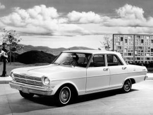 1962 Chevrolet Chevy II 300 4-Door Sedan