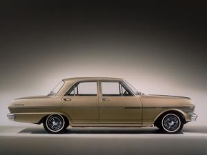 1962 Chevrolet Chevy II Nova 300 4-Door Sedan