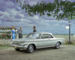 Chevrolet Corvair Monza 900 Club Coupe 1962 года