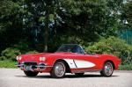 Chevrolet Corvette Convertible 1962 года