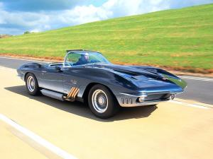 1962 Chevrolet Corvette Mako Shark Concept Car