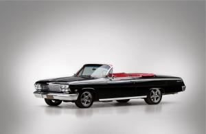 Chevrolet Impala SS Convertible Coupe 1962 года