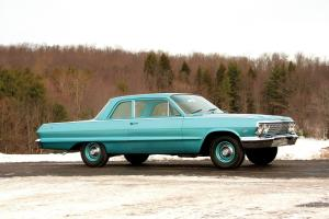 1963 Chevrolet Biscayne 2-Door Sedan