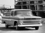 Chevrolet C10 Fleetside Pickup 1963 года