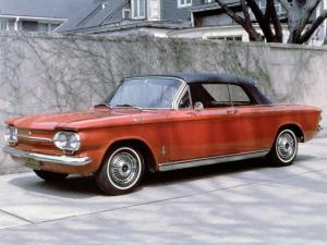 1963 Chevrolet Corvair Monza 900 Convertible