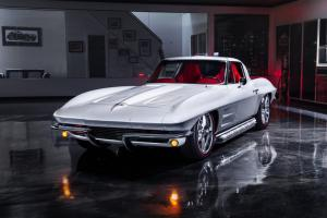1963 Chevrolet Corvette Custom Split-Window by Jeff Hayes Customs