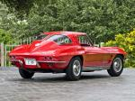 Chevrolet Corvette Sting Ray Z06 Sport Coupe 1963 года