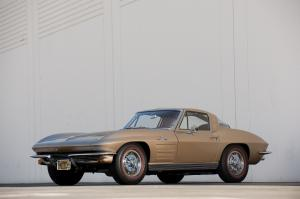 1963 Chevrolet Corvette Stingray 327 Ramjet Coupe