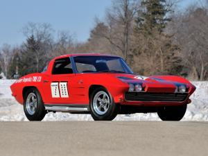 1963 Chevrolet Corvette Stingray Race Car 7 11