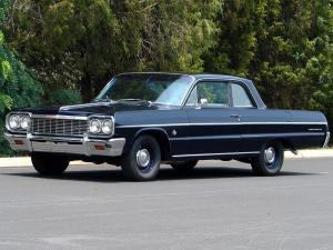 1964 Chevrolet Bel Air 2-Door Sedan