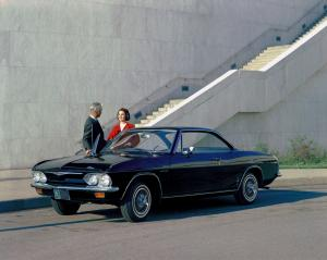 Chevrolet Corvair Corsa Sport Coupe 1964 года