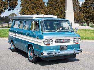 1964 Chevrolet Corvair Greenbrier Camper