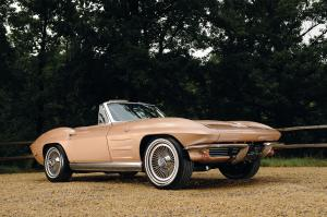 1964 Chevrolet Corvette Stingray 327 L75 Convertible