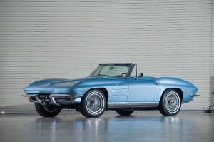 1964 Chevrolet Corvette Stingray L76 327/365 HP Convertible