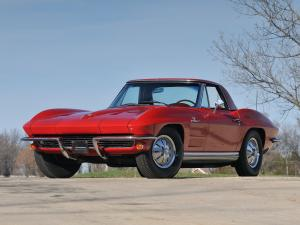 Chevrolet Corvette Stingray L84 327/375 HP Fuel Injection Convertible 1964 года