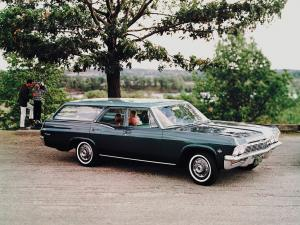 Chevrolet Biscayne Station Wagon 1965 года