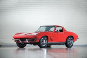 Chevrolet Corvette 327/365 Coupe 1965 года