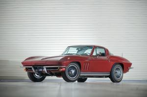 Chevrolet Corvette 327/375 Fuel-Injected Coupe 1965 года