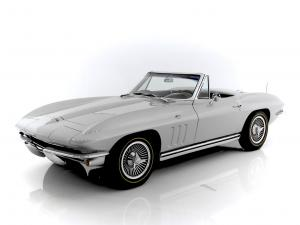 Chevrolet Corvette Stingray 327 Convertible 1965 года