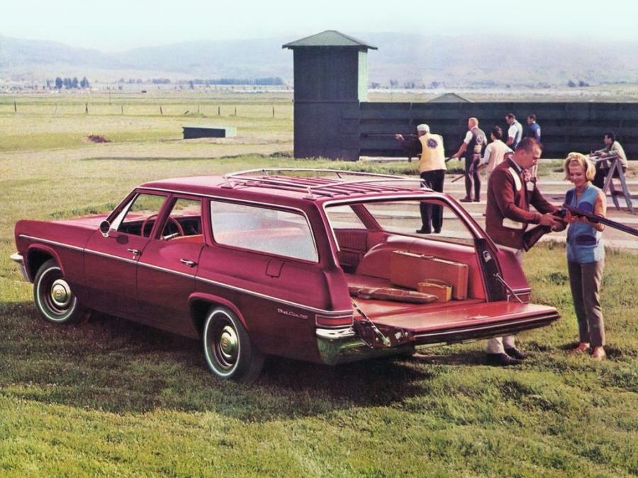 Chevrolet Bel Air Station Wagon '1966