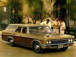 Chevrolet Caprice Station Wagon 1966 года