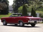 Chevrolet Chevelle SS 396 Convertible 1966 года