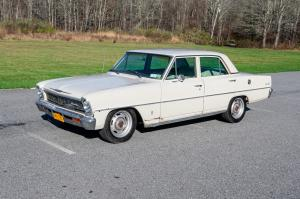 1966 Chevrolet Chevy II Nova Sedan