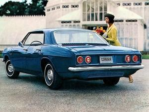 1966 Chevrolet Corvair 500 Hardtop Sedan