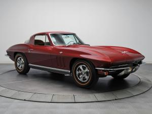 1966 Chevrolet Corvette Sting Ray L79 Sport Coupe