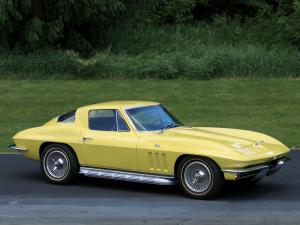 Chevrolet Corvette Stingray 327 L79 Coupe 1966 года