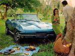 Chevrolet Corvette Stingray 427 Convertible 1966 года