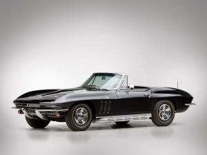 1966 Chevrolet Corvette Stingray L72 427/425 (450) HP Convertible