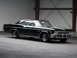 1966 Chevrolet Impala 396/325 HP Sport Coupe