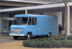 1966 Chevrolet P20 Step-Van King