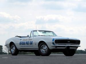 Chevrolet Camaro RS/SS Convertible Indy 500 Pace Car 1967 года