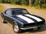 Chevrolet Camaro RS 1967 года