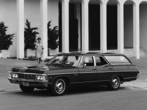1967 Chevrolet Caprice Station Wagon