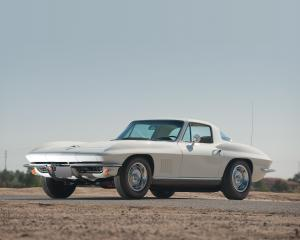 Chevrolet Corvette L79 327/350 Coupe 1967 года