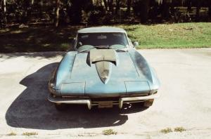 1967 Chevrolet Corvette Neil Armstrong Car