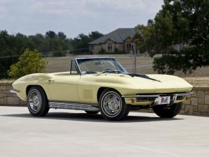 1967 Chevrolet Corvette Stingray L68 427/400 HP Convertible