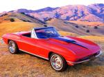 Chevrolet Corvette Stingray L71 427/435 HP Convertible 1967 года