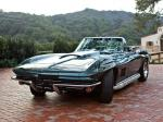 Chevrolet Corvette Stingray L71 427/435 HP With Side Mount Exhaust Option 1967 года