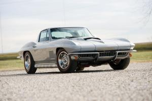 1967 Chevrolet Corvette Stingray L71 427/435 HP With Side Mount Exhaust Option