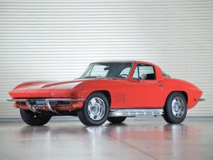 Chevrolet Corvette Stingray L79 327/350 HP 1967 года