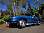 Chevrolet Corvette Stingray L88 427/430 HP 1967 года